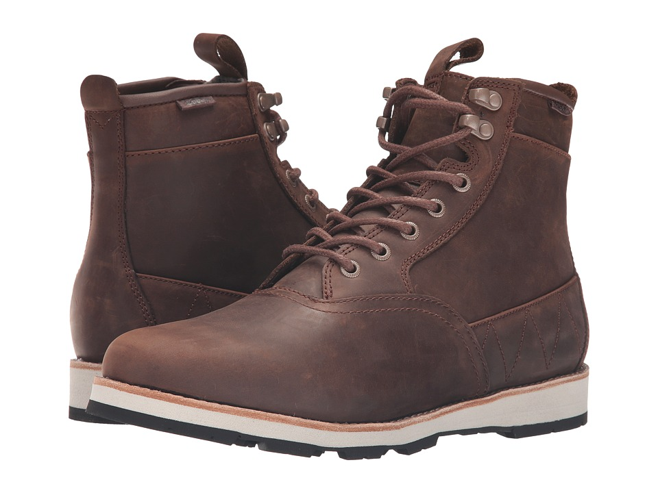 Vans - Fairbanks Boot ((Outdoor) Brown) Men's Skate Shoes
