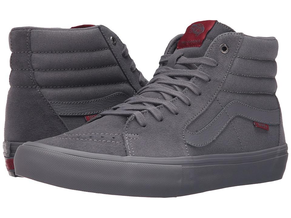 Vans - SK8-Hi Pro ((Mono) Tornado) Men's Skate Shoes