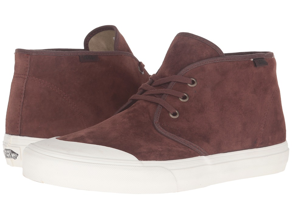 Vans - Prairie Chukka (Cappuccino) Men's Lace up casual Shoes