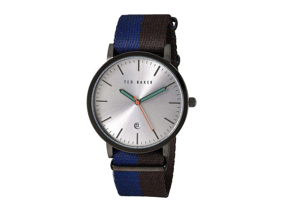 Ted Baker - Dress Sport Collection - 10026315 (Gunmetal Grey) Watches