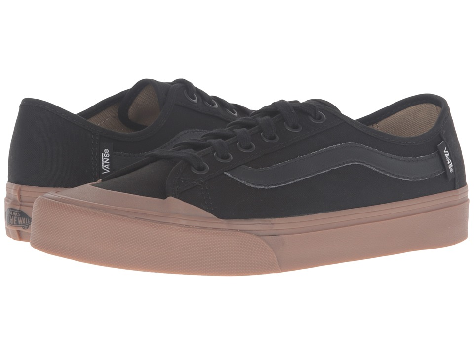 Vans Black Ball SF (Black/Gum) Men