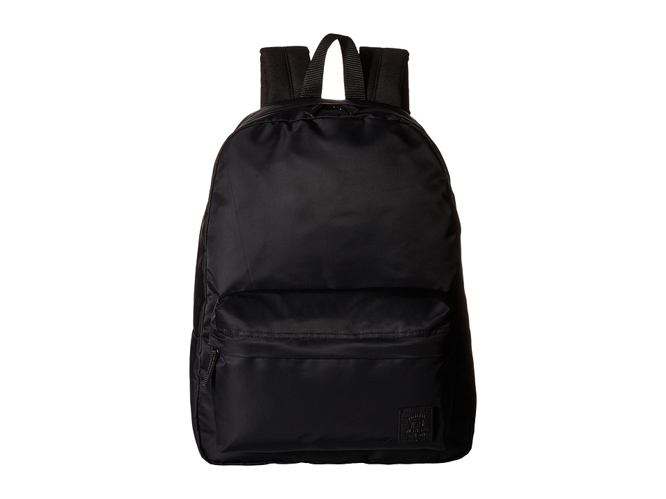 Vans - Deana III Backpack (Black Flight Satin) Backpack Bags