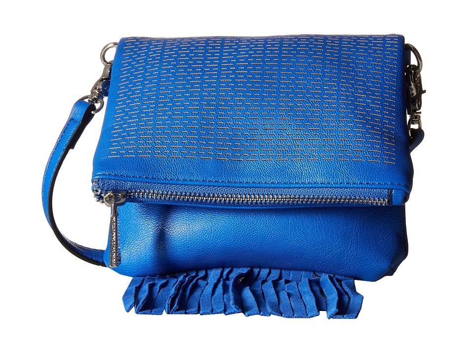 French Connection - Bailey Crossbody (Empire Blue) Cross Body Handbags