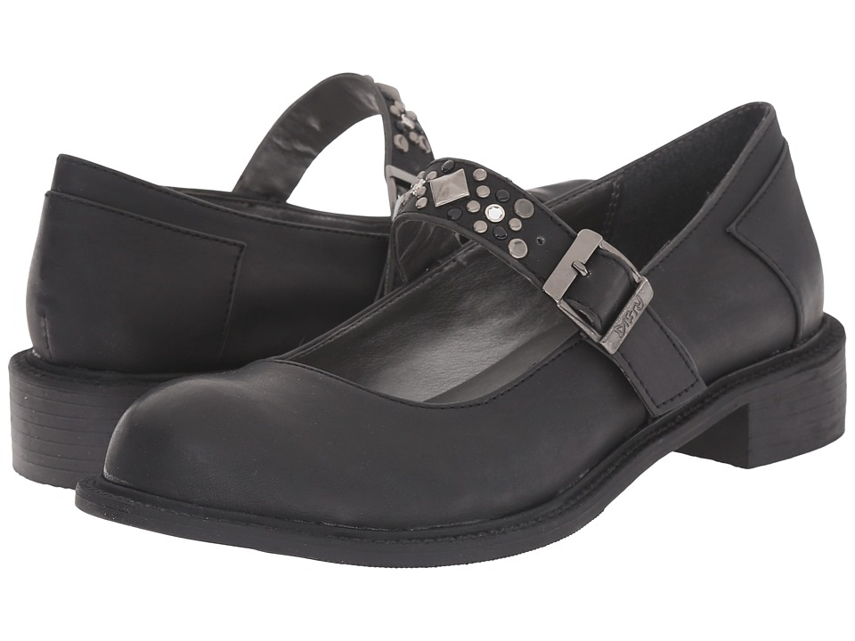 Dirty Laundry - Limelight (Black) Women's Maryjane Shoes