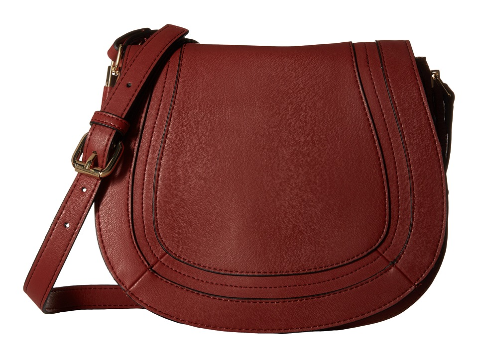 French Connection - Liza Large Crossbody (Deco Bronze) Cross Body Handbags