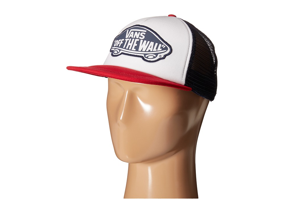 Vans - Beach Girl Trucker Hat (Chili Pepper) Caps
