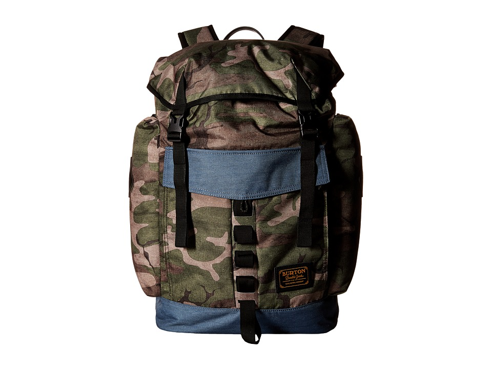Burton - Fathom Pack (Bkamo Print) Day Pack Bags