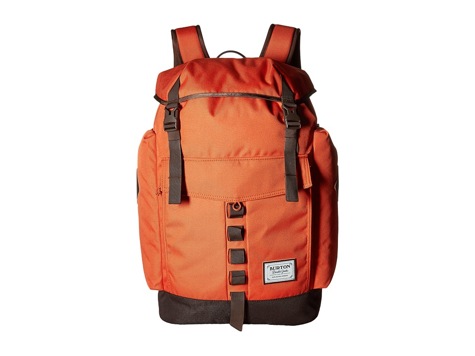 Burton - Fathom Pack (Burnt Ochre) Day Pack Bags