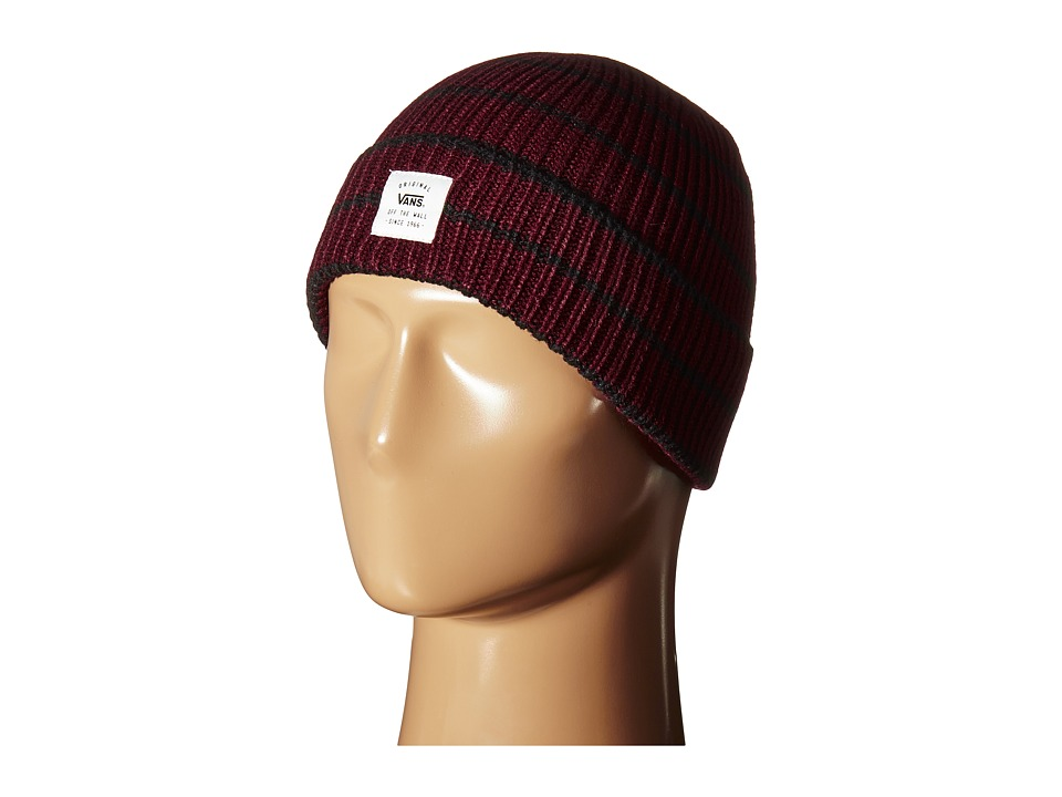 Vans - Shorely Beanie (Port Royale/Black) Beanies