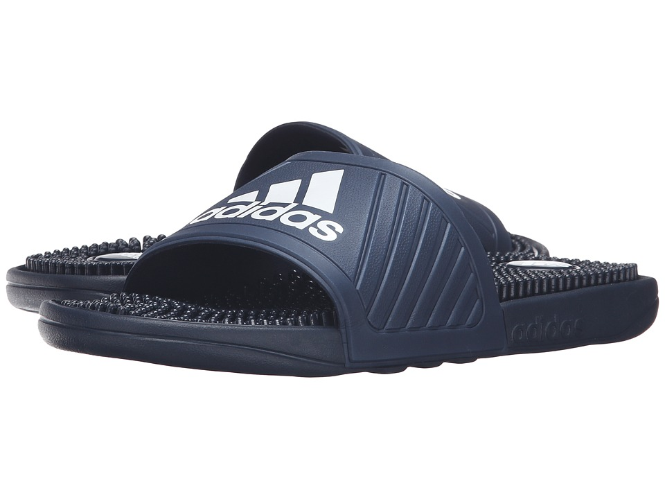 adidas - Voloossage (Collegiate Navy/White) Men's Shoes