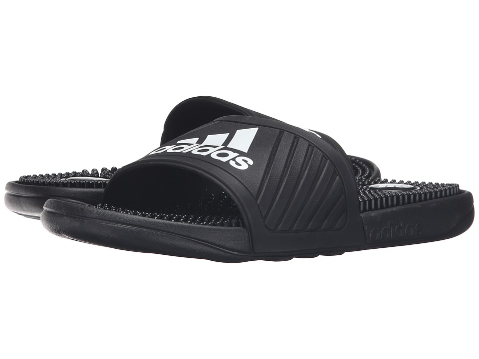 adidas - Voloossage (Black/White) Men's Shoes