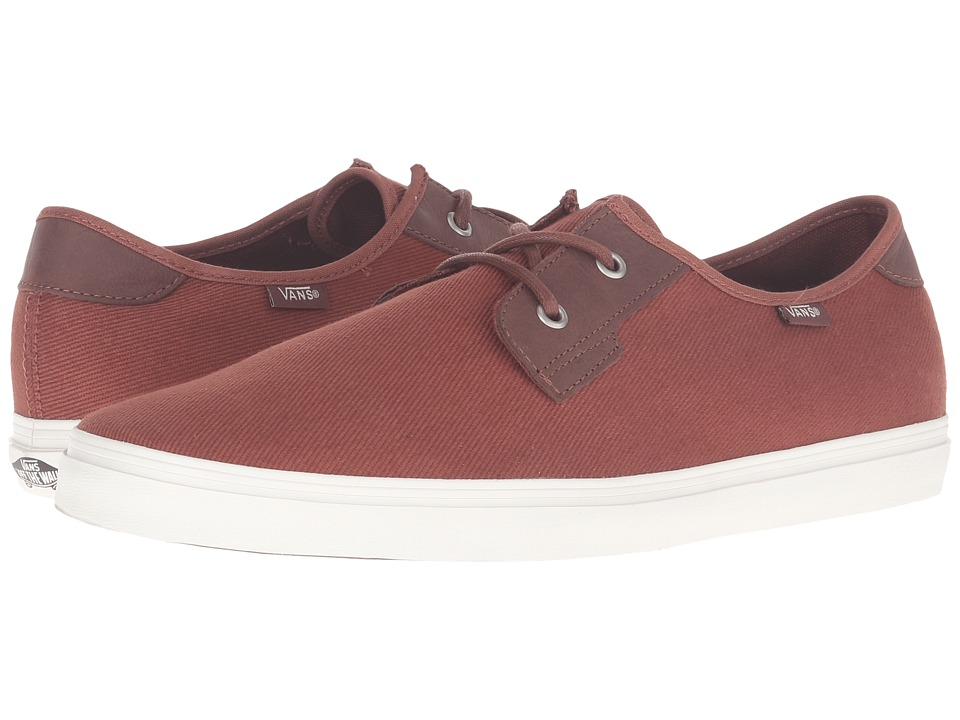 Vans - Michoacan SF ((T&L) Brown/Brown) Men's Shoes