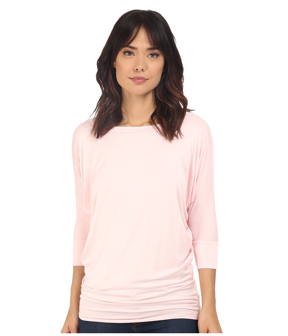 Culture Phit - Lara Modal Top (Rose Quartz) Women's T Shirt