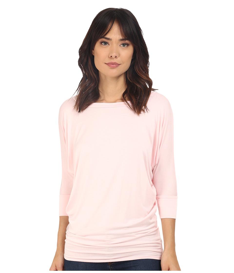 Culture Phit - Lara Modal Top (Rose Quartz) Women's T Shirt