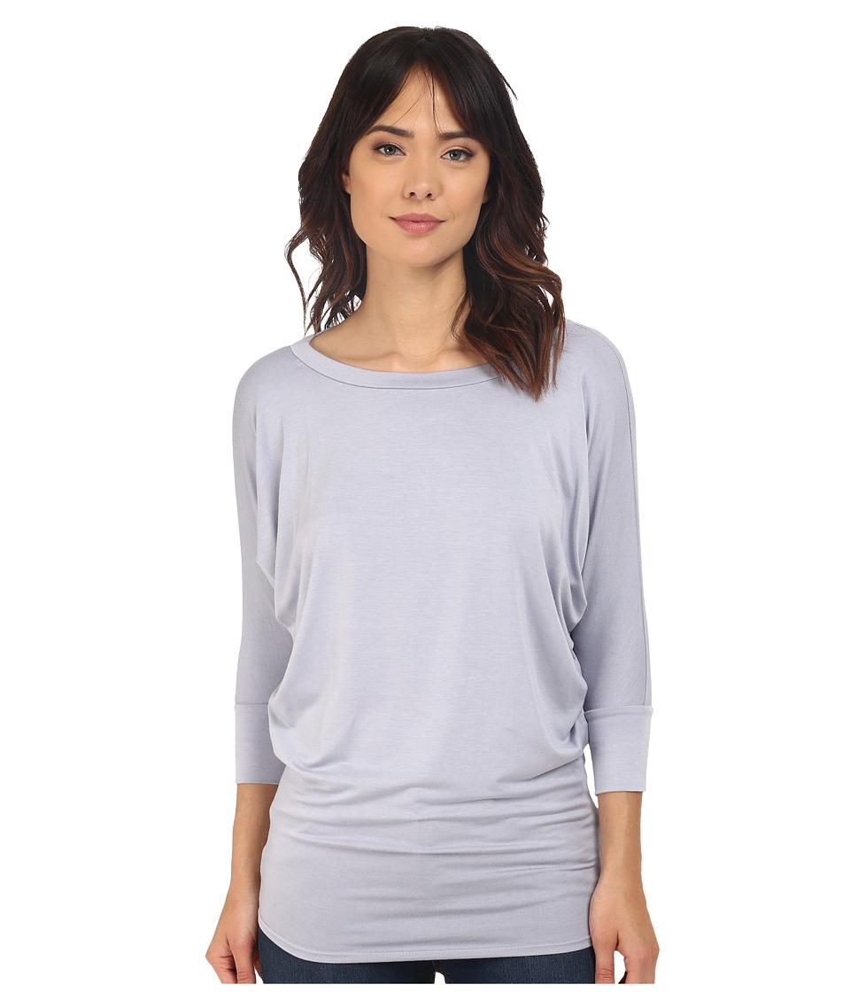 Culture Phit Lara Modal Top (Lilac Grey) Women