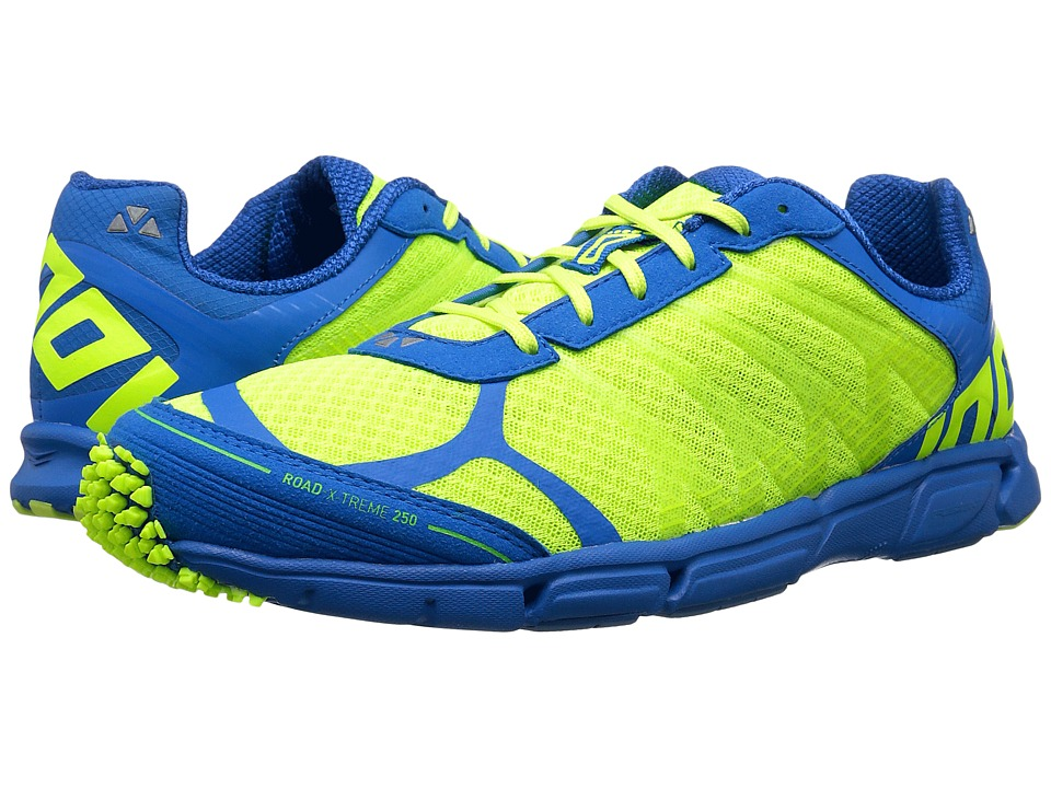 inov-8 - Roclite 243 (Yellow/Blue) Running Shoes