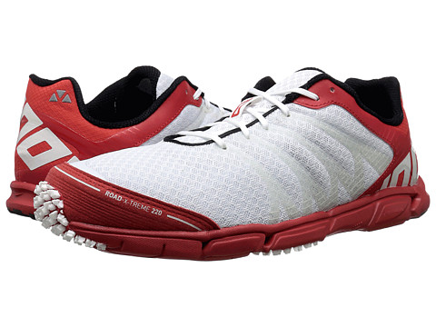 inov-8 - Road-X-Treme 220 (White/Red) Running Shoes
