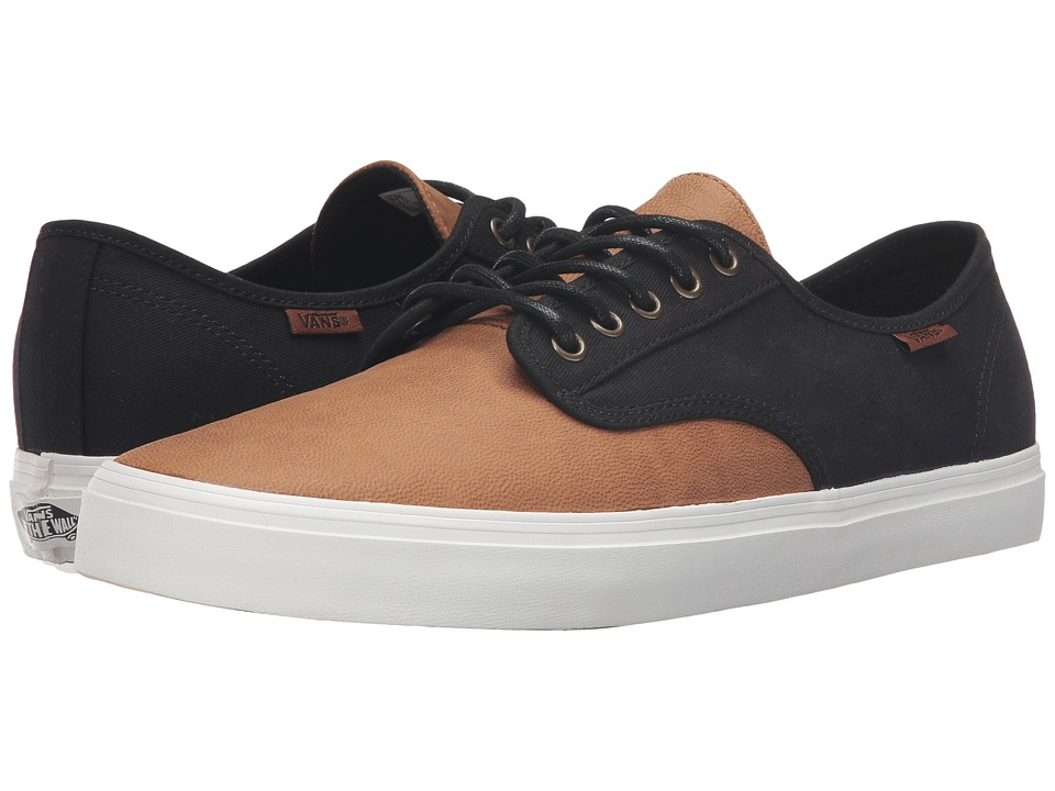 Vans - Aldrich SF ((C&L) Brown/Black) Men's Shoes
