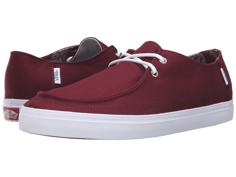 Vans - Rata Vulc SF (Port Royale/White) Men's Shoes