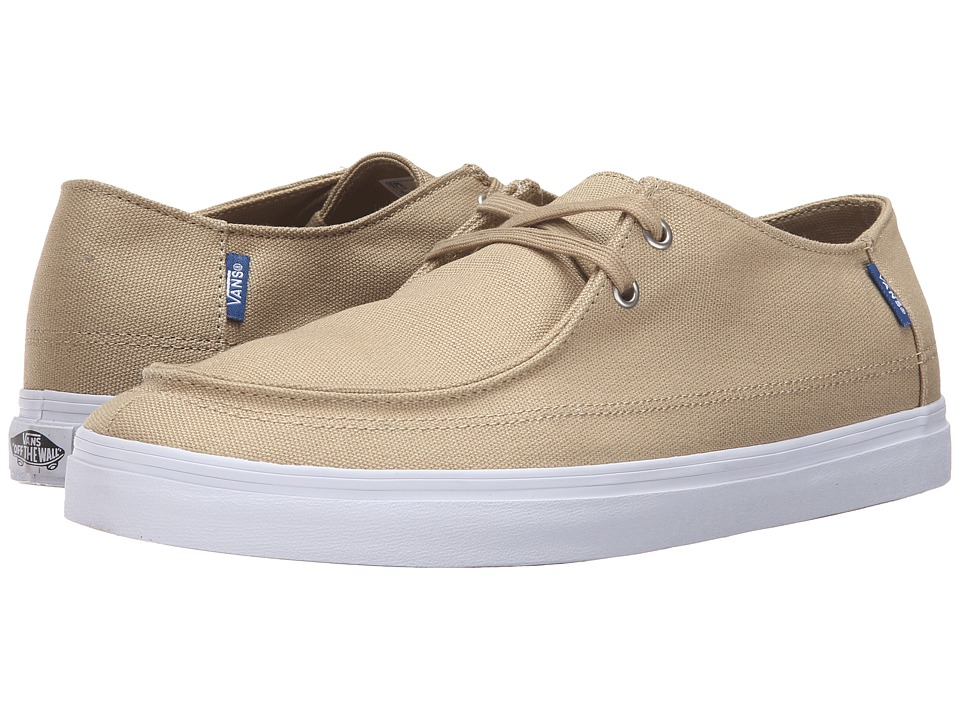Vans - Rata Vulc SF (Khaki) Men's Shoes