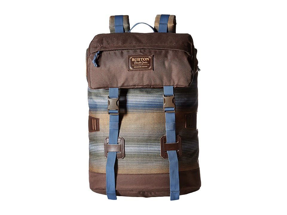 Burton - Tinder Pack (Beach Stripe Print) Backpack Bags