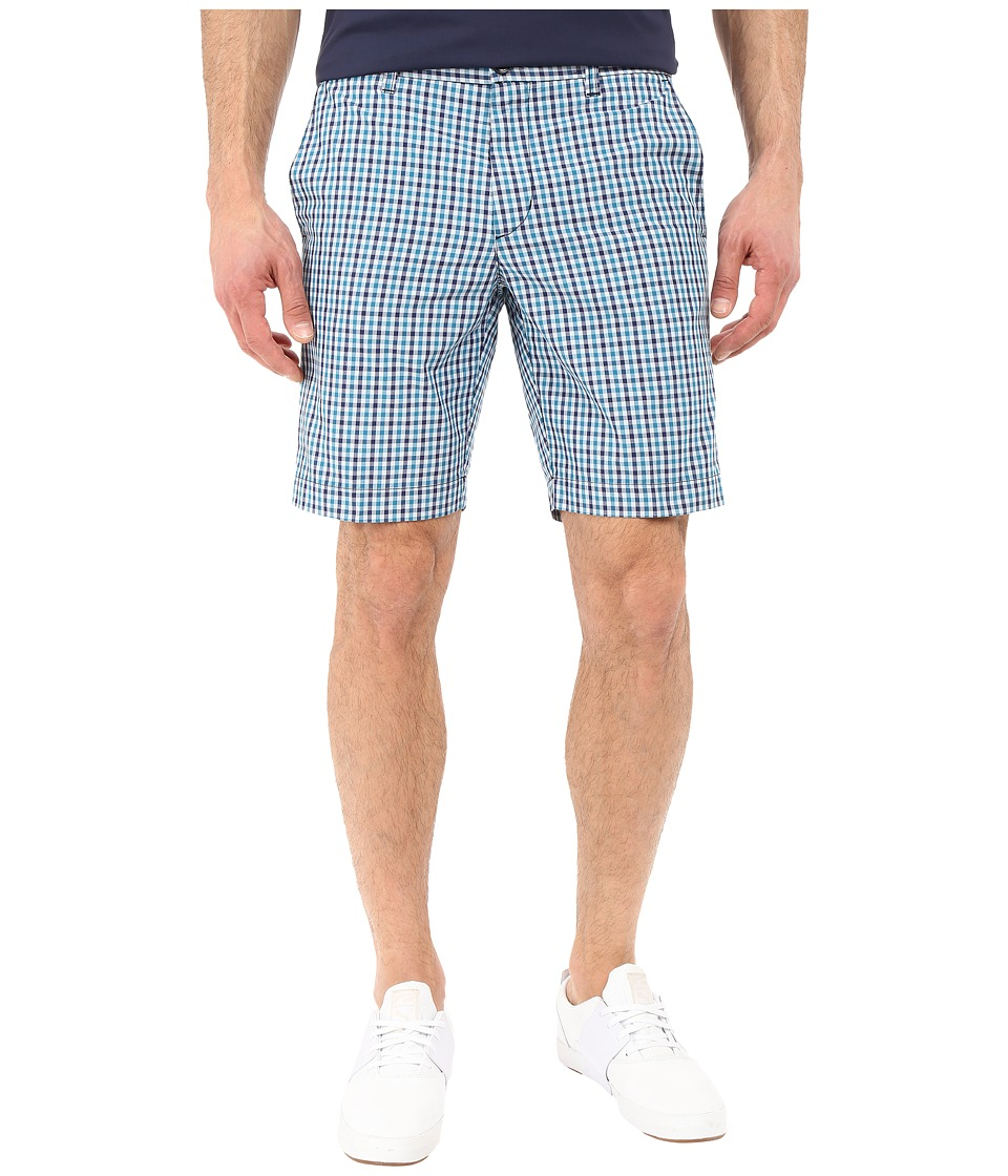 Ben Sherman - House Gingham Shorts MG11433 (Ocean Blue) Men's Shorts