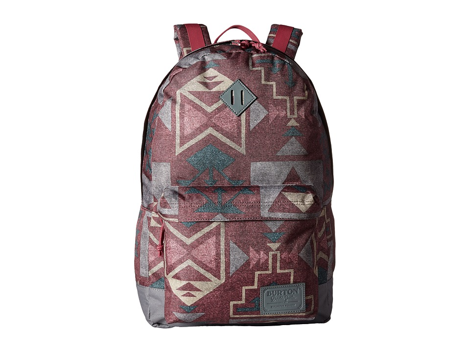 Burton - Kettle Pack (Canyon Print) Day Pack Bags