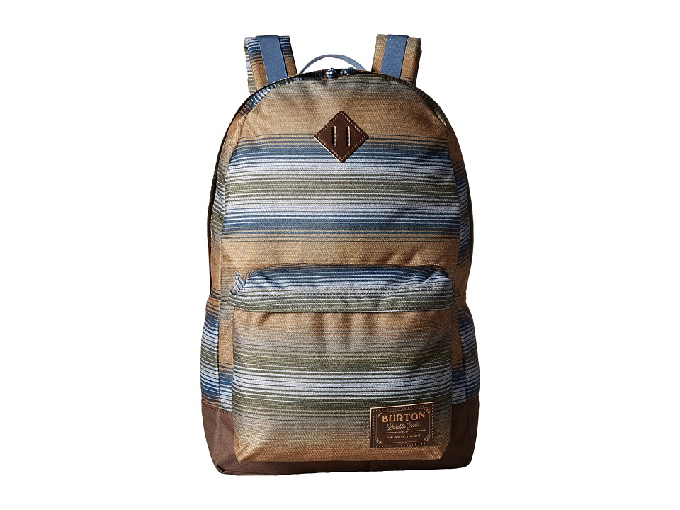 Burton - Kettle Pack (Beach Stripe Print) Day Pack Bags