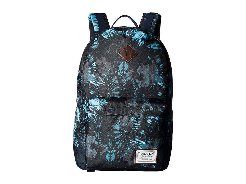 Burton - Kettle Pack (Tie-Dye Trench Print) Day Pack Bags