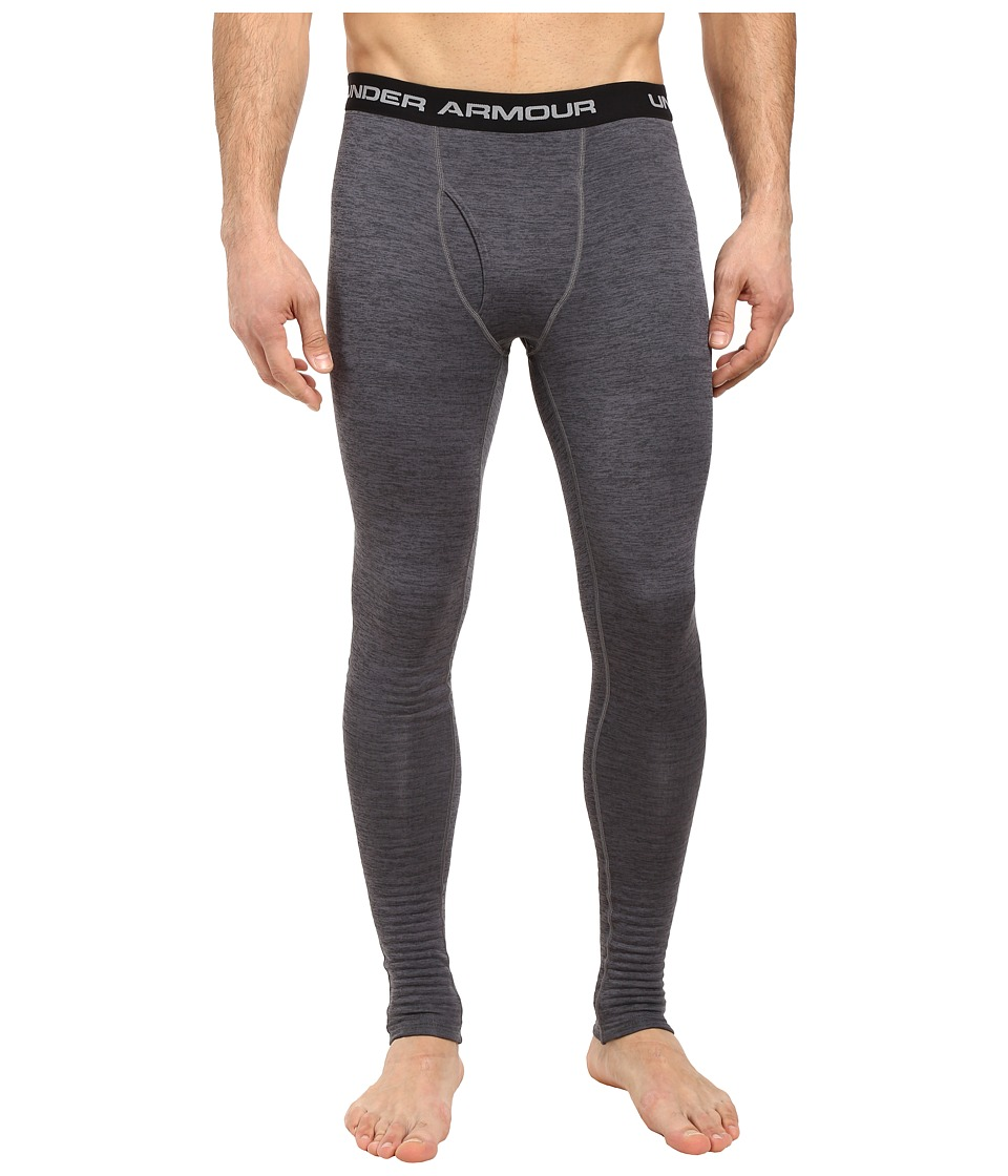 Under Armour - UA Base 3.0 Leggings (Lead/Steel) Men's Casual Pants