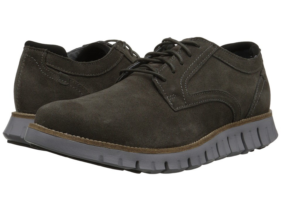 Mark Nason - Bramble (Gray Suede) Men's Shoes
