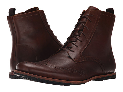 Timberland Boot Company - Wodehouse Wngbt (Red Brown) Men