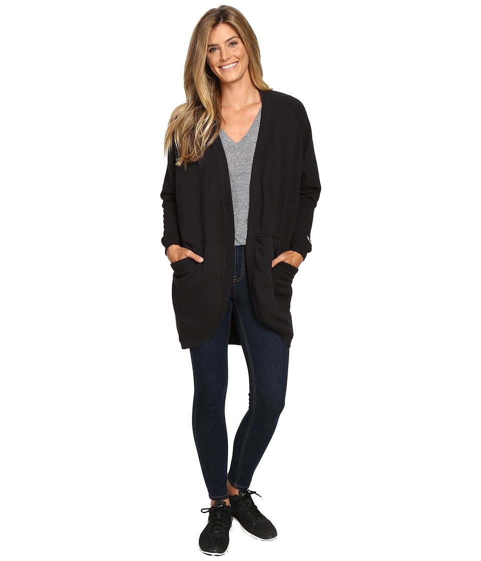 Nike - Sportswear Modern Cardigan (Black/Black) Women's Sweater