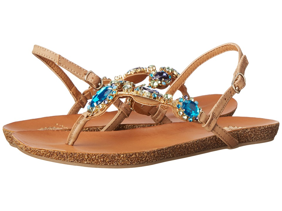 Yellow Box - Aileen (Turquoise Multi) Women's Sandals