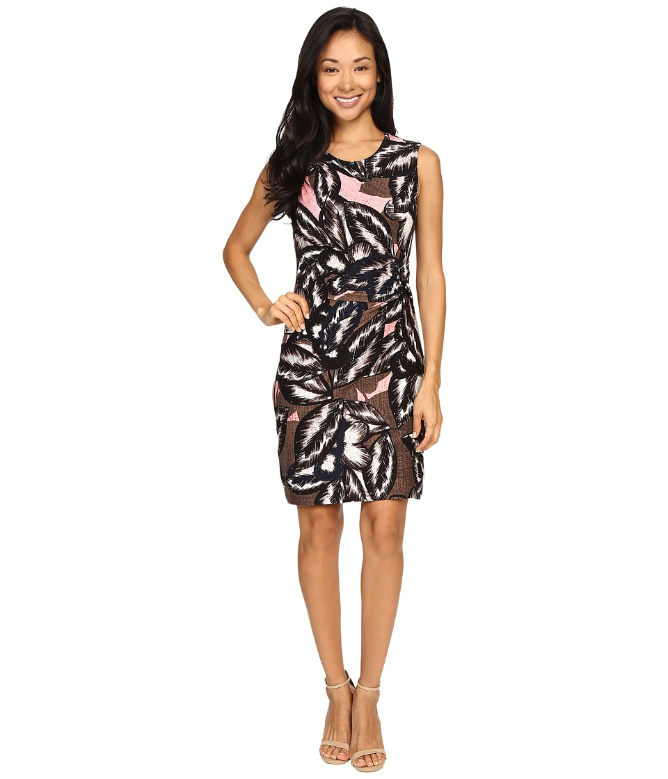 NIC+ZOE - Petite Aloha Twist Dress (Multi) Women's Dress