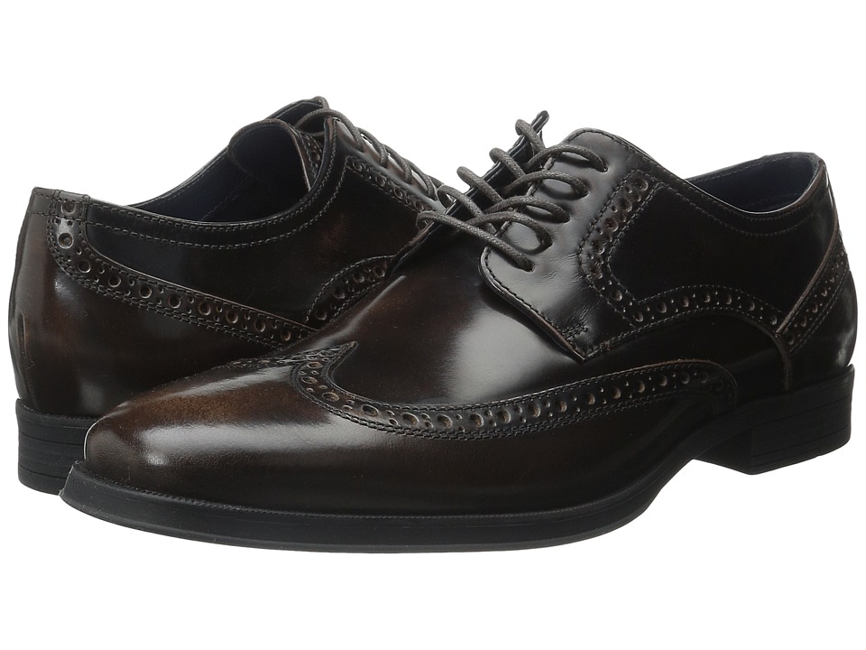 Cole Haan Montgomery Wing Ox (Dark Roast) Men
