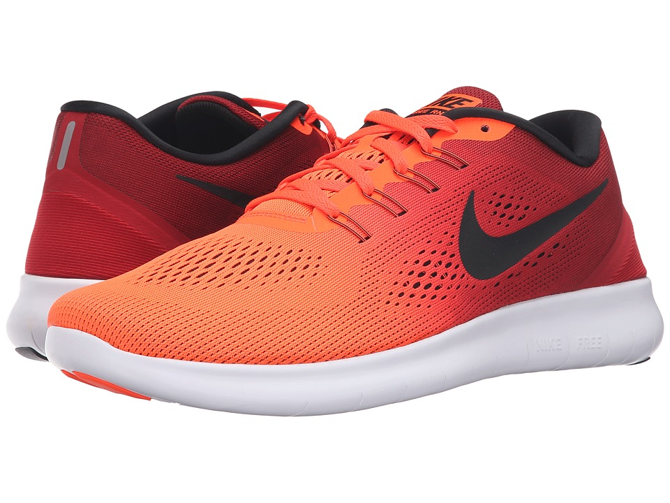 Nike - Free RN (Total Crimson/Black/Gym Red/White) Men's Running Shoes