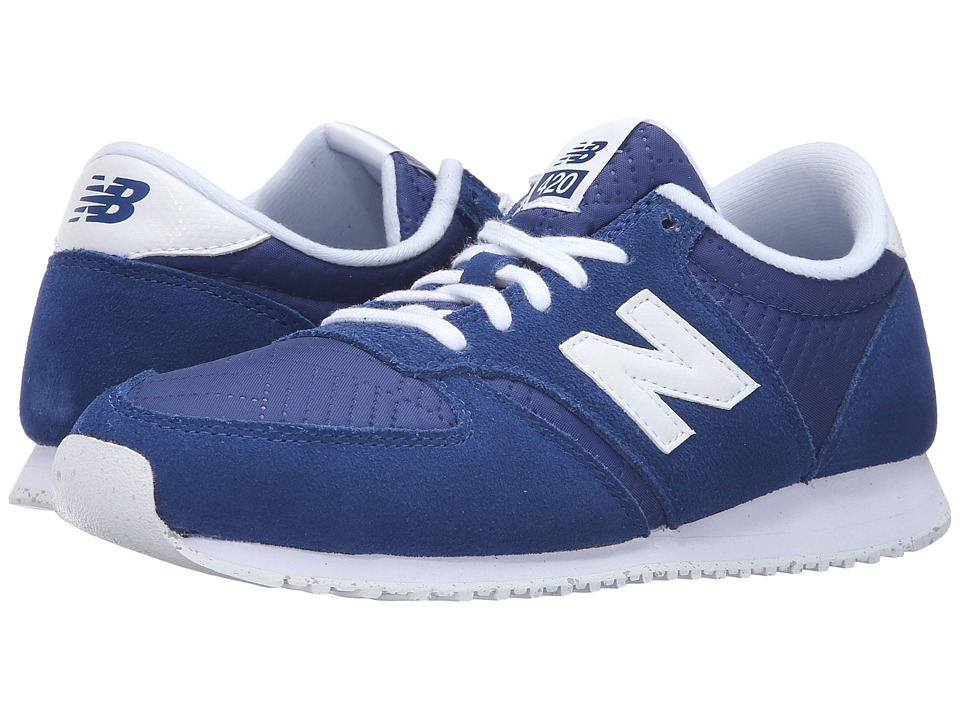 New Balance Classics - WL420v1 (Atlantic/White) Women's Running Shoes