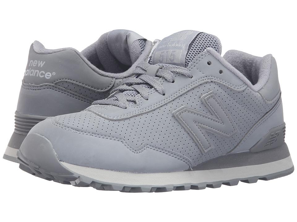 New Balance Classics - WL515 (Steel) Women's Classic Shoes