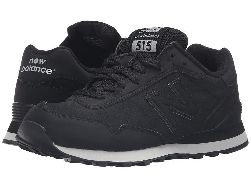 New Balance Classics - WL515 (Black 1) Women's Classic Shoes