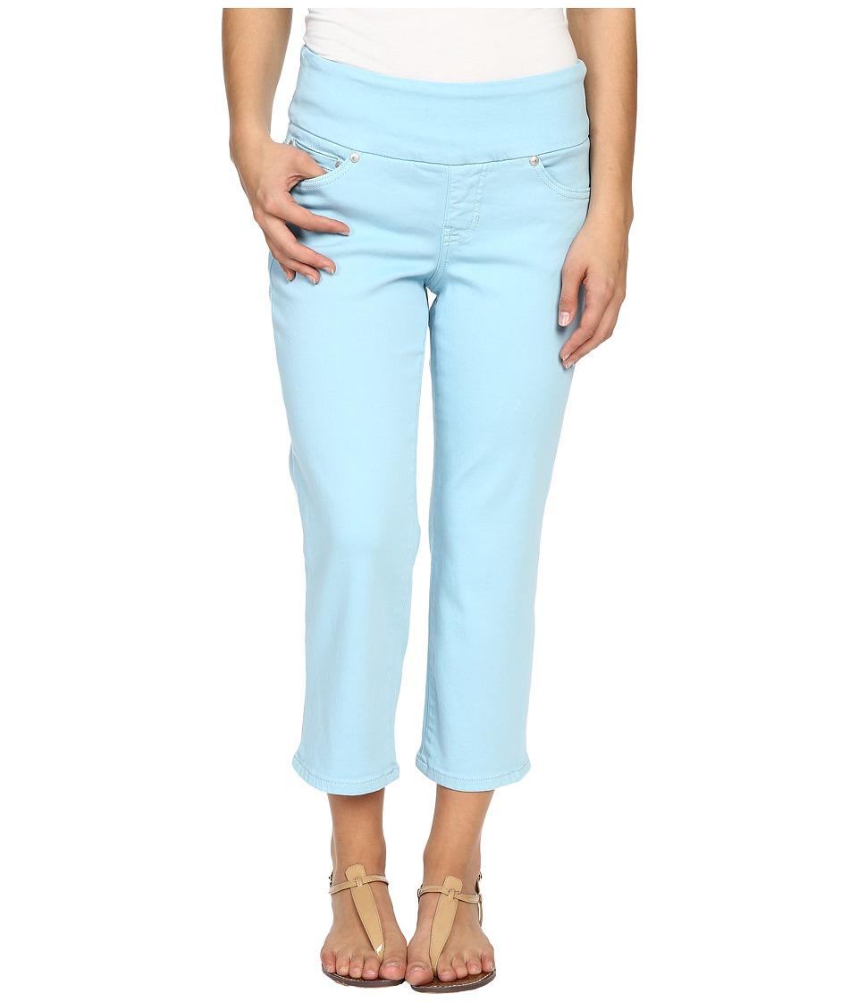 Jag Jeans Petite - Petite Echo Crop in Dolce Twill (Azure) Women's Jeans