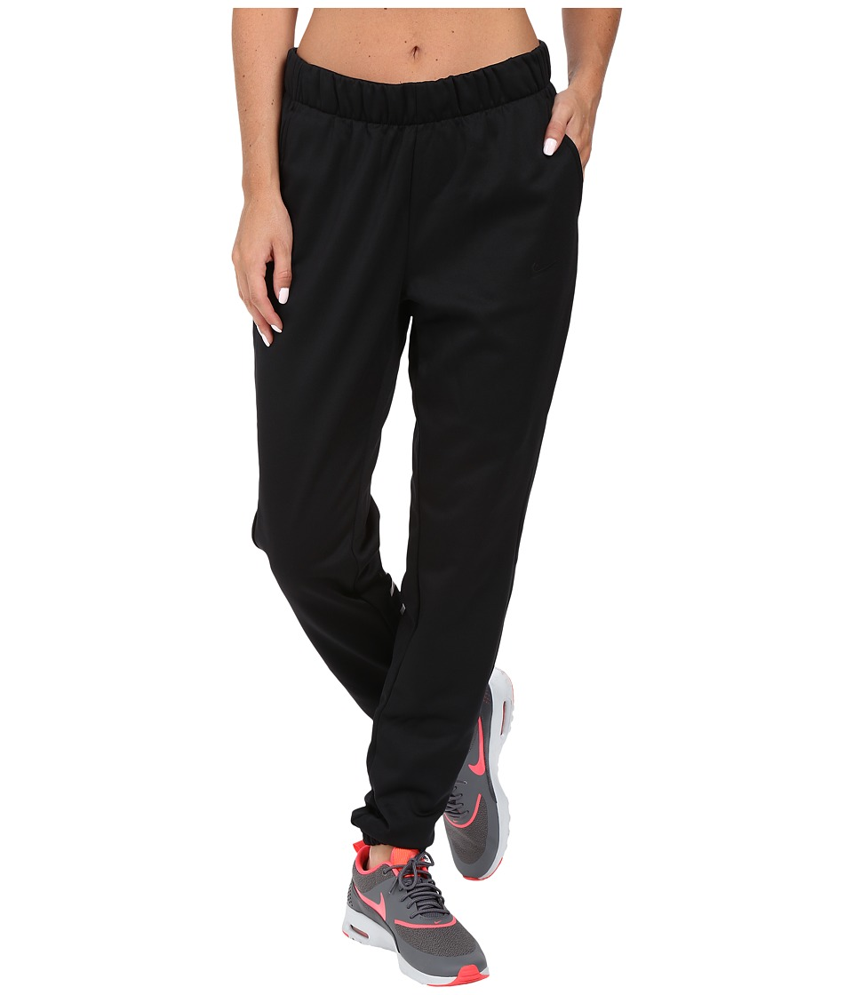 Nike - Therma Graphic Pant (Black/Black/Black/Black) Women's Casual Pants