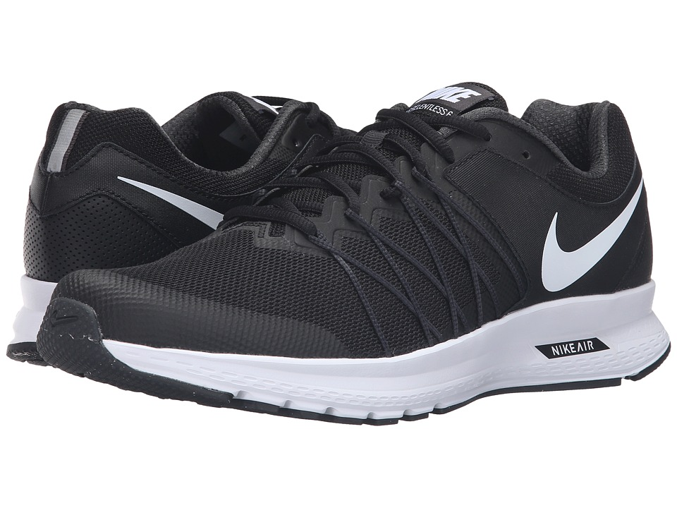 Nike - Air Relentless 6 (Black/White/Anthracite) Men's Running Shoes