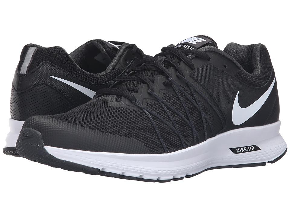 Nike - Air Relentless 6 (Black/White/Anthracite) Men's Running Shoes