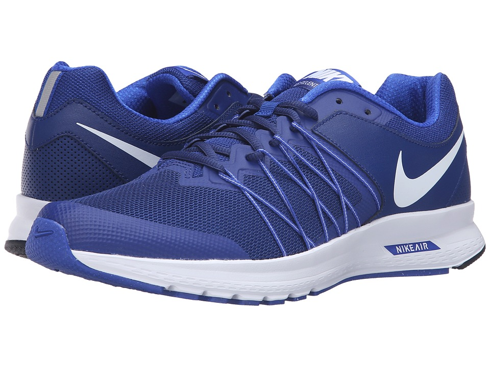Nike - Air Relentless 6 (Deep Royal Blue/White/Racer Blue) Men's Running Shoes