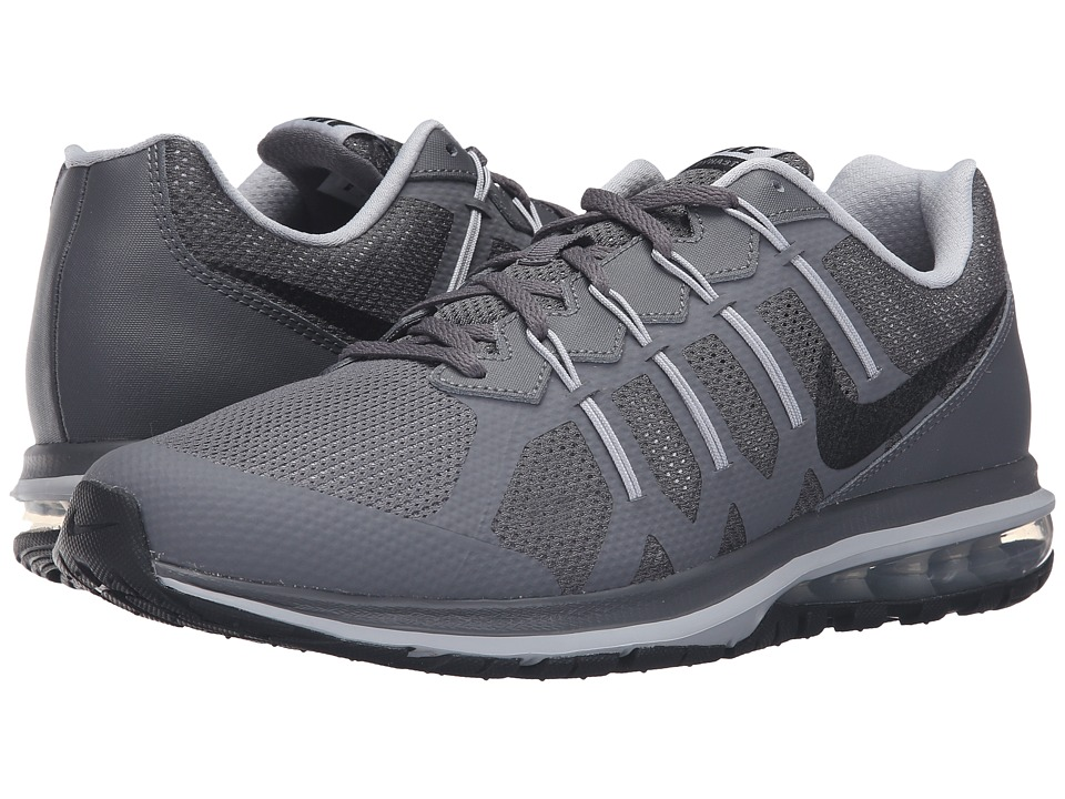 Nike - Air Max Dynasty (Dark Grey/Black/Wolf Grey) Men's Running Shoes