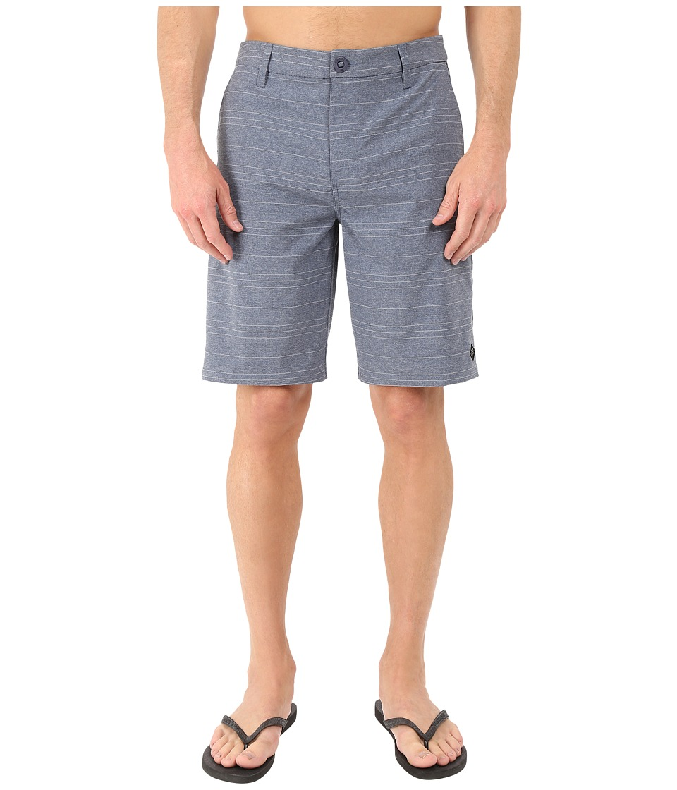 Rip Curl - Channel Boardwalk (Navy) Men's Shorts