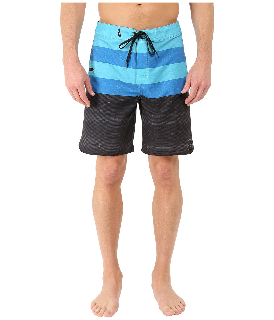 Rip Curl - Mirage Crew Boardshorts (Light Blue) Men's Swimwear