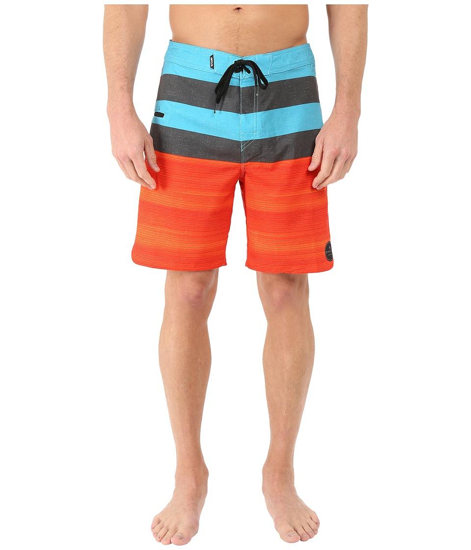 Rip Curl Mirage Crew Boardshorts (Orange) Men