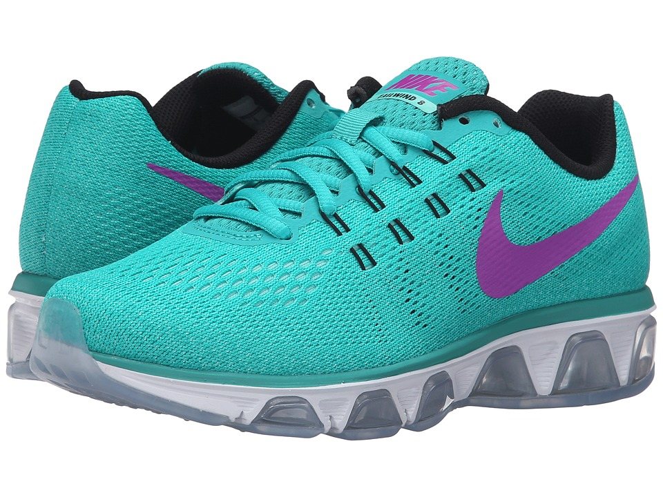 Nike - Air Max Tailwind 8 (Clear Jade/Hyper Volt/Hyper Turquoise/Black) Women's Running Shoes